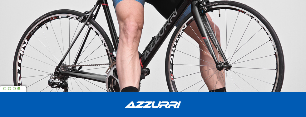 サイクリングエクスプレスオリジナルブランド「AZZURRI(アズーリ)」