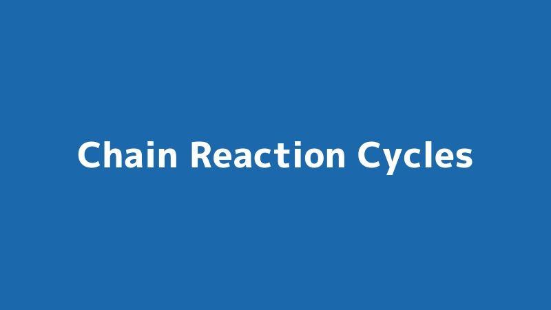 Chain Reaction Cycles(チェインリアクションサイクル)